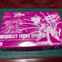 HGUC REVIVE 1/144 キュベレイ用ファンネルエフェクトセット [Qubeley Funnel Effect Set]