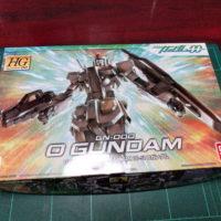HG 1/144 GN-000 オーガンダム [0 Gundam]