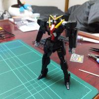 HG 1/144 GN-009 セラフィムガンダム [Seraphim Gundam]