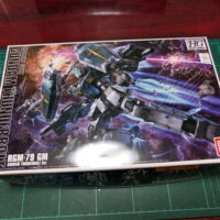 HGTB 1/144 RGM-79 ジム(GUNDAM THUNDERBOLT Ver.) [GM (Gundam Thunderbolt ONA Ver.)]