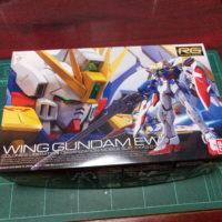 RG 1/144 XXXG-01W ウイングガンダムEW [Wing Gundam EW]