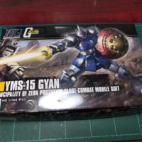 HGUC REVIVE 1/144 YMS-15 ギャン [Gyan]