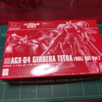 HGUC 1/144 AGX-04 ガーベラ・テトラ(ロールアウトVer.) [Gerbera Tetra (Roll-out Ver.)]
