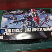 HGCE REVIVE 1/144 ZGMF-X56S/α フォースインパルスガンダム [Force Impulse Gundam]