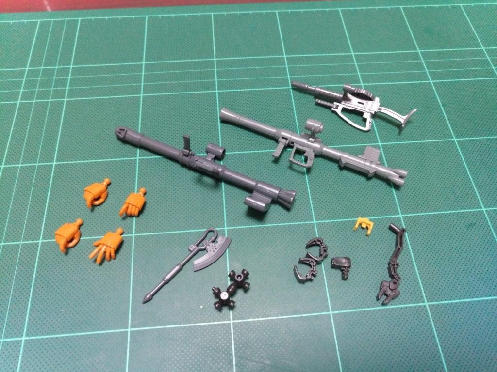 HGTB 1/144 MS-05 ザクI