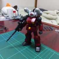 HGUC 1/144 RX-77 ガンキャノン(21stCENTURY REALTYPE Ver.) [Guncannon (21st Century Real Type Ver.)]