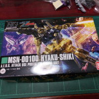 HGUC 1/144 REVIVE MSN-00100 百式 [Hyaku Shiki]