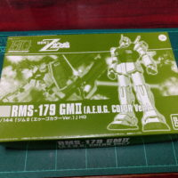 HGUC 1/144 RMS-179 ジムII(エゥーゴカラーVer.) [RMS-179 GM II (A.E.U.G. Color Ver.)]