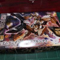 HG 1/144 ASW-G-11 ガンダムグシオンリベイクフルシティ [Gundam Gusion Rebake Full City]