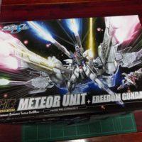 HG 1/144 ミーティアユニット+フリーダムガンダム [Freedom Gundam + METEOR Unit]