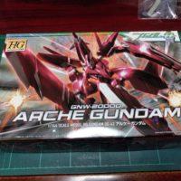 HG 1/144 GNW-20000 アルケーガンダム [Arche Gundam] 0158752 5060649