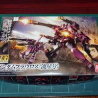 HG 1/144 ASW-G-64 ガンダムフラウロス(流星号) [Gundam Flauros (Ryusei-Go)]