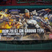 HGUC 1/144 RGM-79[G] 陸戦型ジム [GM Ground Type] 5055757 0212182