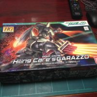 HG 1/144 GNZ-005 ヒリング・ケア専用ガラッゾ [Hiling Care`s Garazzo]
