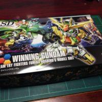 SDBF SD-237 ウイニングガンダム [Winning Gundam]