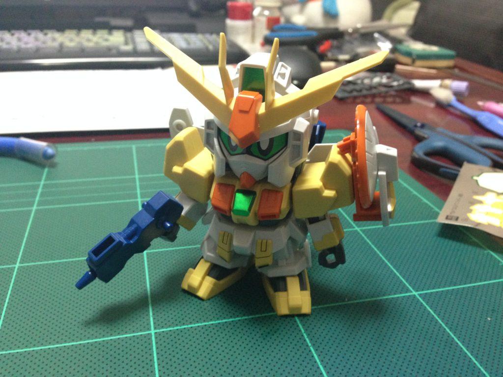 SDBF SD-237 ウイニングガンダム [Winning Gundam] 正面