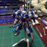 HG 1/144 GN-001/hs-A01D ガンダム アヴァランチエクシアダッシュ [Gundam Avalanche Exia`] 0163278 5059024