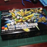 SDBF SD-237S スターウイニングガンダム [Star Winning Gundam]