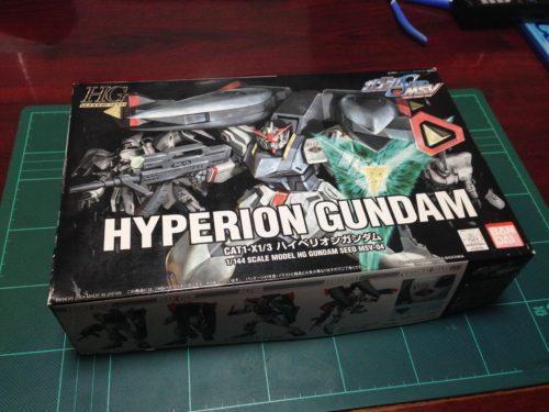 HG 1/144 CAT1-X1/3 ハイペリオンガンダム [Hyperion Gundam]