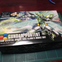 HGBF 1/144 GNW-100P ガンダムポータント [Gundam Portent]