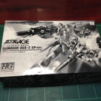 HG 1/144 ガンダムAGE-2 特務隊仕様