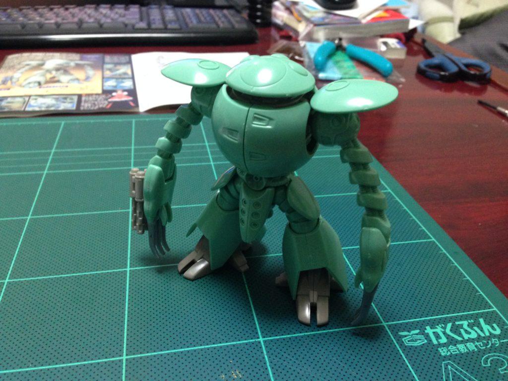 1/144 AMX-109 モビルカプル 正面
