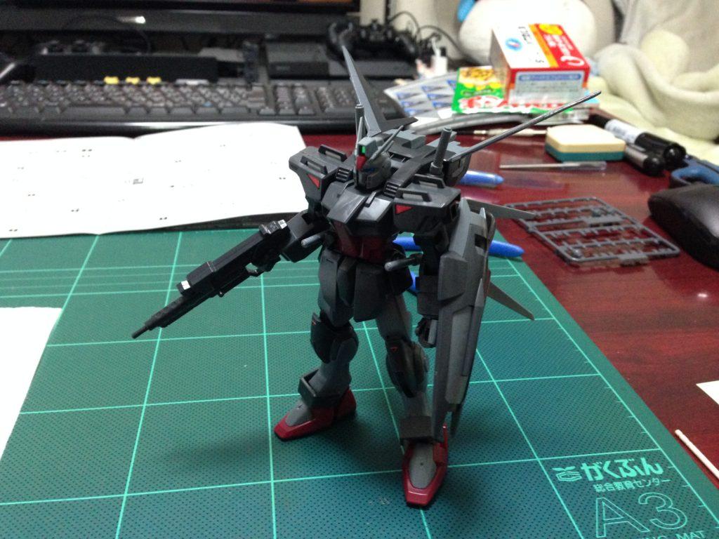HG 1/144 GAT-01A1 105スローターダガー [Slaughter Dagger] 正面