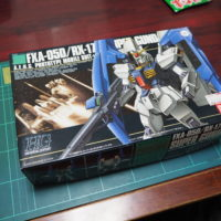 HGUC 1/144 FXA-05D+RX-178 スーパーガンダム [Super Gundam] 5055728 0114207