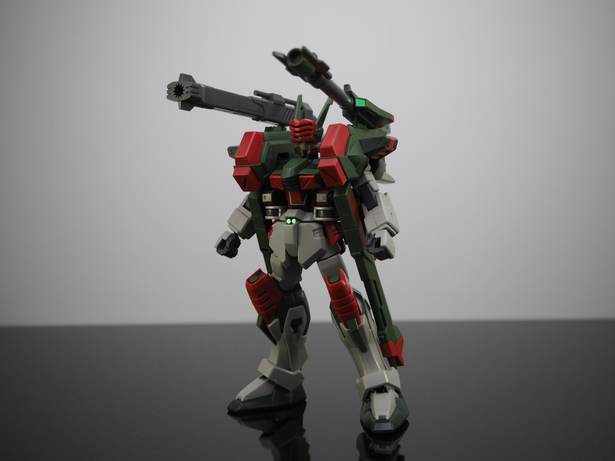 HG 1/144 GAT-X103AP ヴェルデバスターガンダム [Verde Buster]
