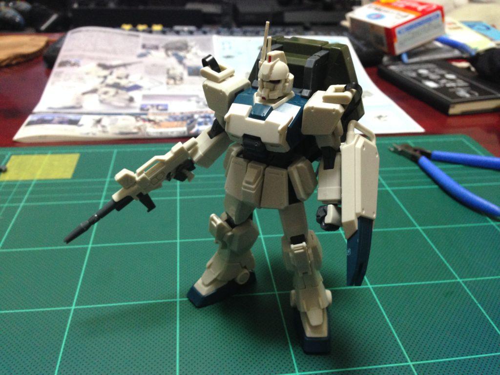 HGUC 1/144 RX-79[G]Ez-8 ガンダムEz8 [Gundam Ez8] 正面
