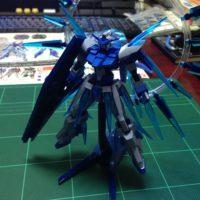 HG 1/144 AGE-FX ガンダムAGE-FX バースト [Gundam AGE-FX Burst Mode]