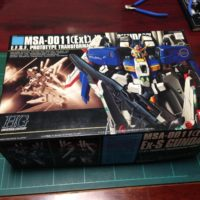 HGUC 1/144 MSA-0011[Ext] Ex-Sガンダム [Ex-S Gundam] 5060954 0109463