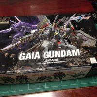 HG 1/144 ZGMF-X88S ガイアガンダム [Gaia Gundam] パッケージ