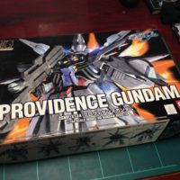 HG 1/144 ZGMF-X13A プロヴィデンスガンダム [Providence Gundam]