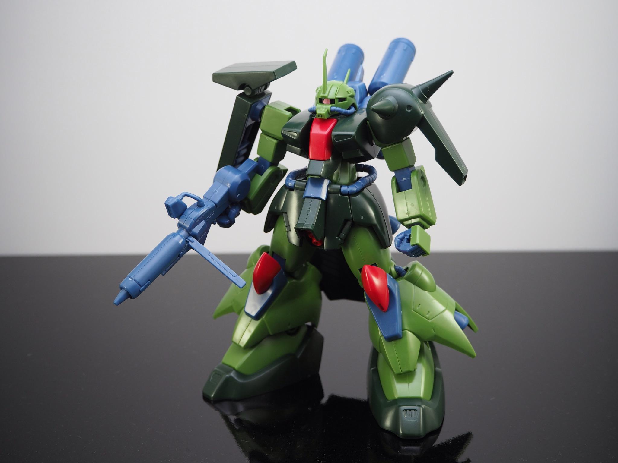 HGUC 003 1/144 AMX-011S ザクIII改 [Zaku III Custom]