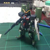 HG 1/144 ZGMF-X24S カオスガンダム [Chaos Gundam] 素組画像