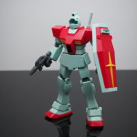 HGUC 1/144 RGM-79 ジム [GM]