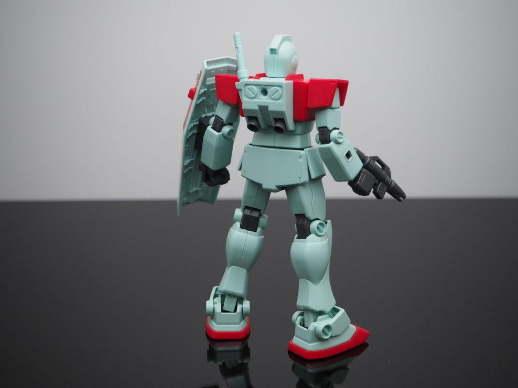 HGUC 1/144 RGM-79 ジム 背面