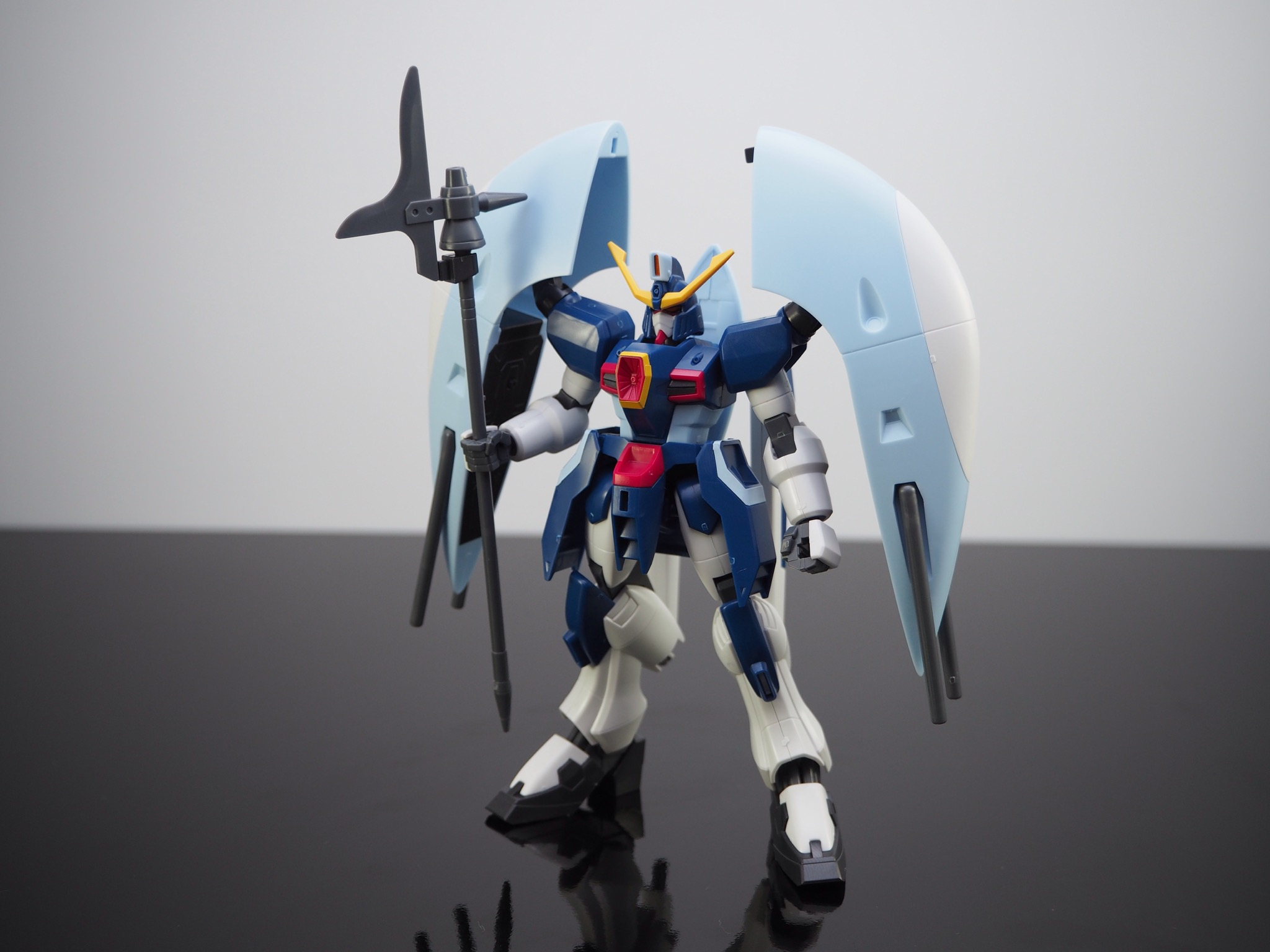 HG 1/144 ZGMF-X31S アビスガンダム [Abyss Gundam]