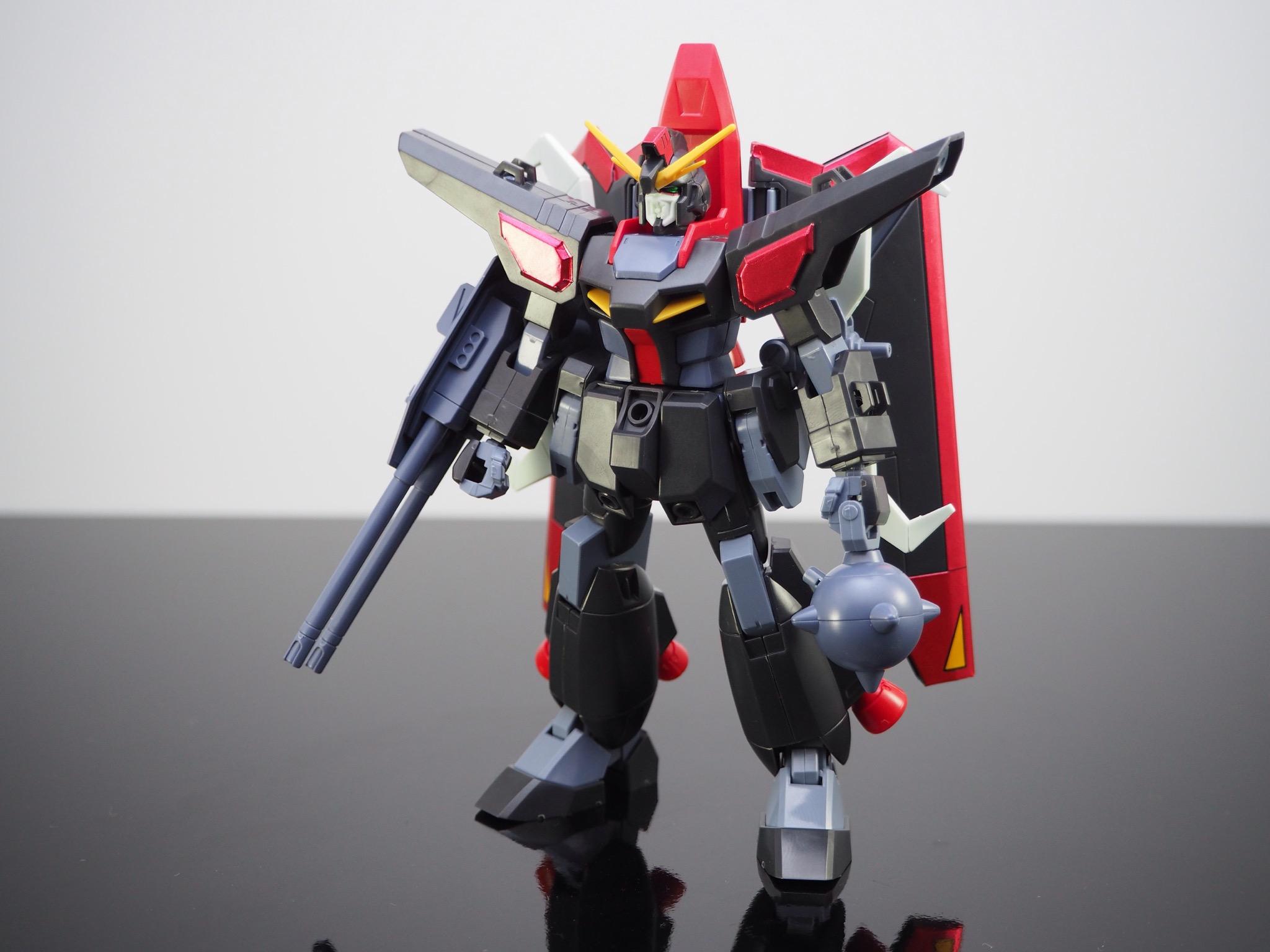 HG 1/144 GAT-X370 レイダーガンダム
