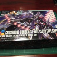 HGBF 1/144 XM-X1 クロスボーンガンダムX1フルクロスVer.GBF [Crossbone Gundam X-1 Full Cloth Type.GBFT] 5057720 0196431