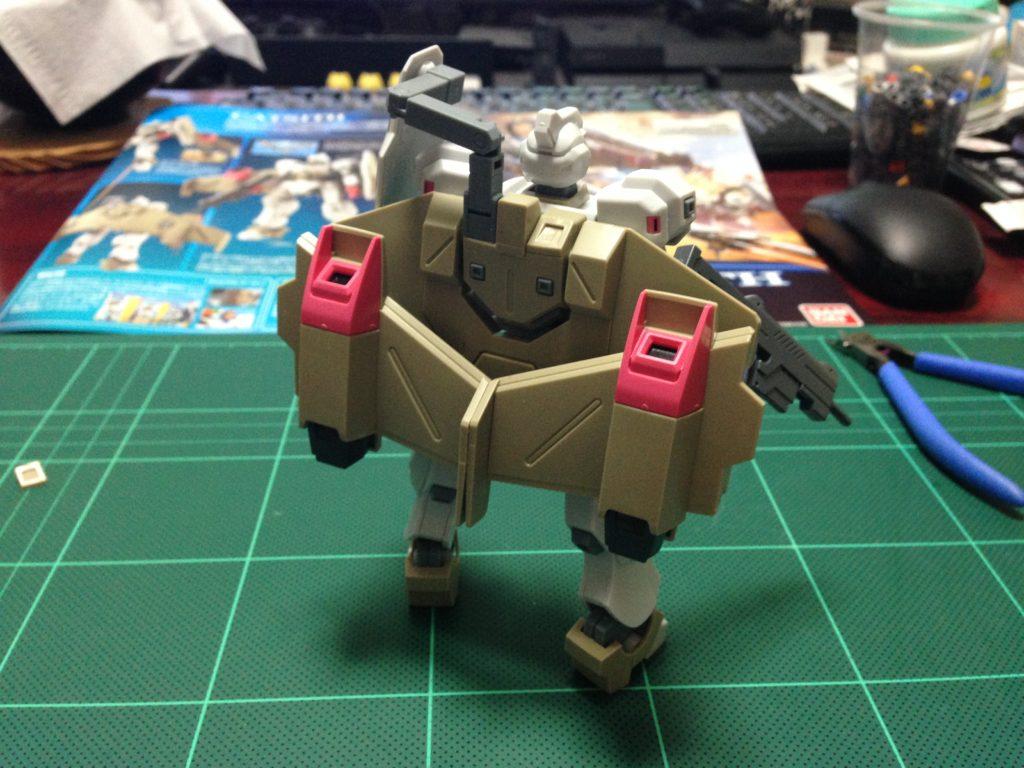 HG 1/144 CAMS-02 カットシー [Catsith] 背面