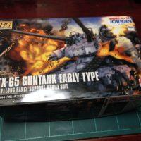 HG 1/144 RTX-65 ガンタンク初期型 [Guntank Early Type] 0196528 5057731 4543112965288 4573102577313