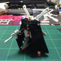 HGUC 1/144 XM-X1 Kai クロスボーンガンダムX1改 [Crossbone Gundam X-1 Kai]