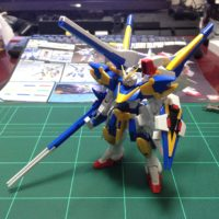 HGUC 1/144 LM314V23/24 V2アサルトバスターガンダム [Victory Two Assault-Buster Gundam] 5057751 4573102577511 0196527 4543112965271