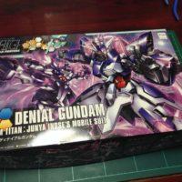 HGBF 1/144 NK-13J ディナイアルガンダム [Denial Gundam]