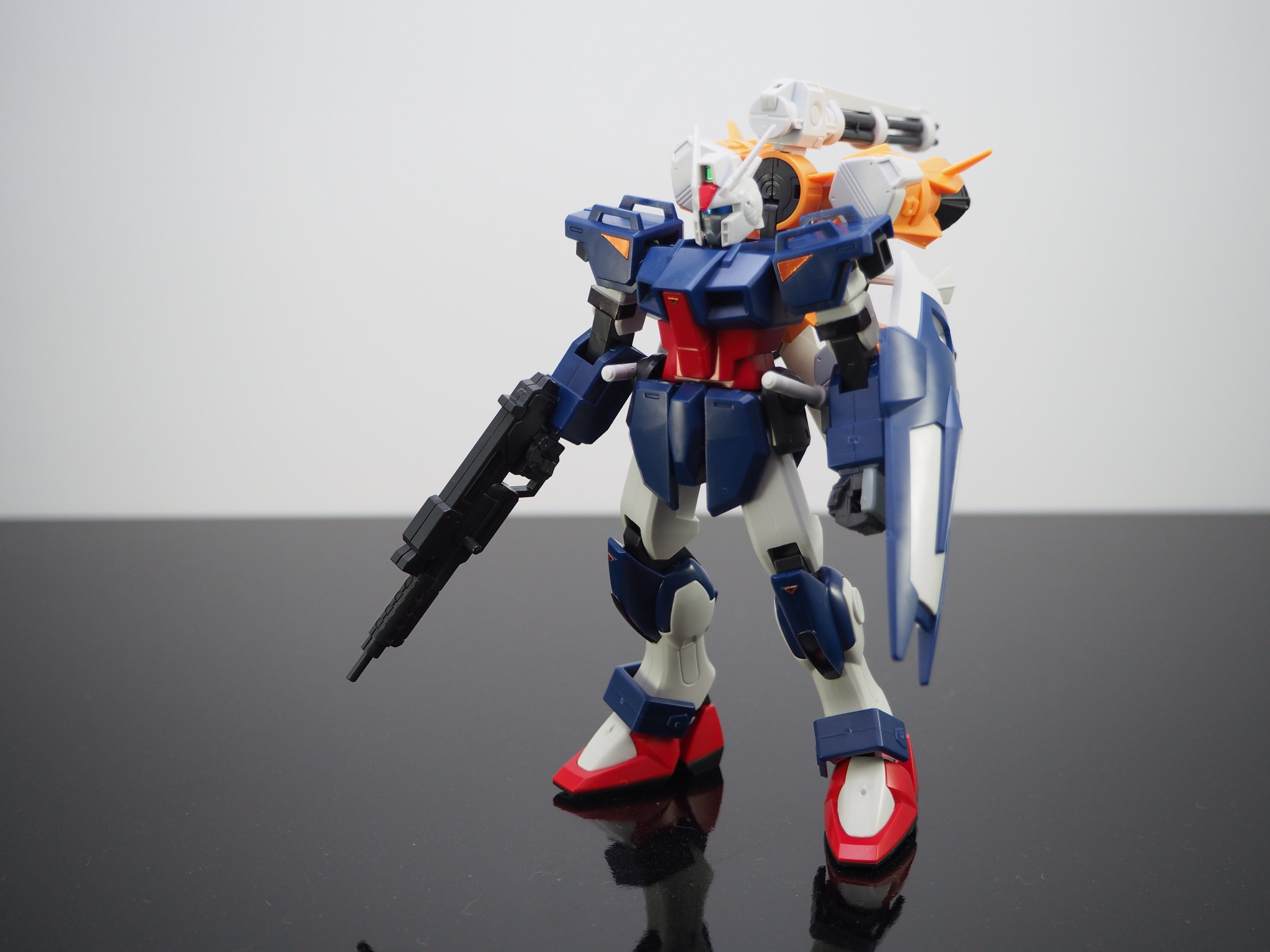 HG 1/144 GAT-01A1 105ダガー+ガンバレル