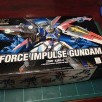 HG 1/144 ZGMF-X56S/α フォースインパルスガンダム [Force Impulse Gundam]