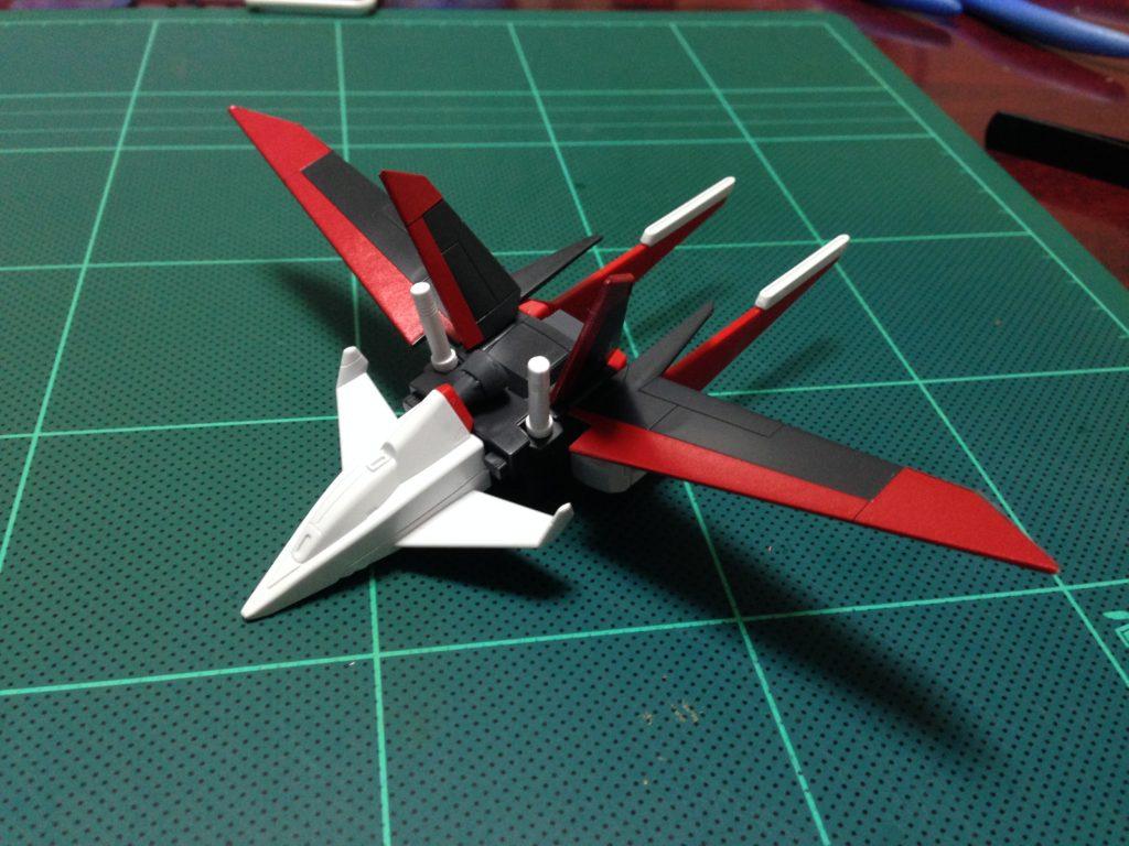 HG 1/144 ZGMF-X56S/α フォースインパルスガンダム [Force Impulse Gundam] 正面