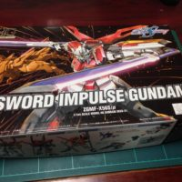 HG 1/144 ZGMF-X56S/β ソードインパルスガンダム [Sword Impulse Gundam] 4543112321596